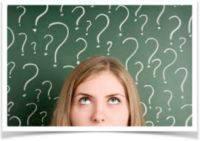 Les questions d'adolescent