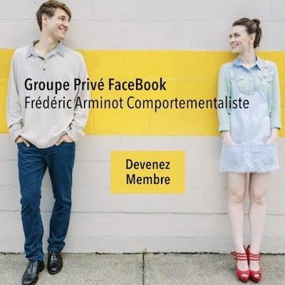 Facebook - Frédéric Arminot Comportementaliste - Groupe Privé
